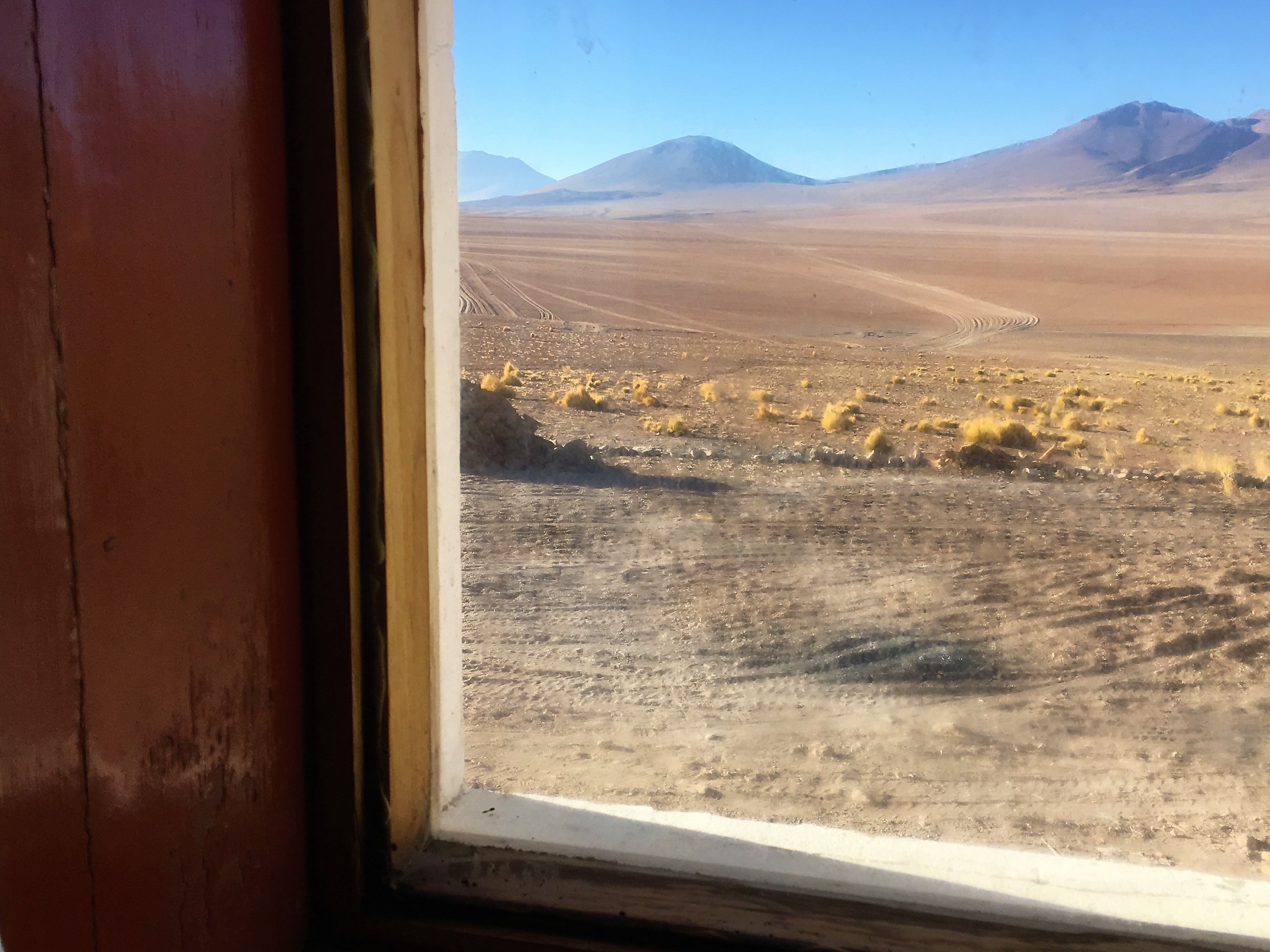 Tayka del desierto