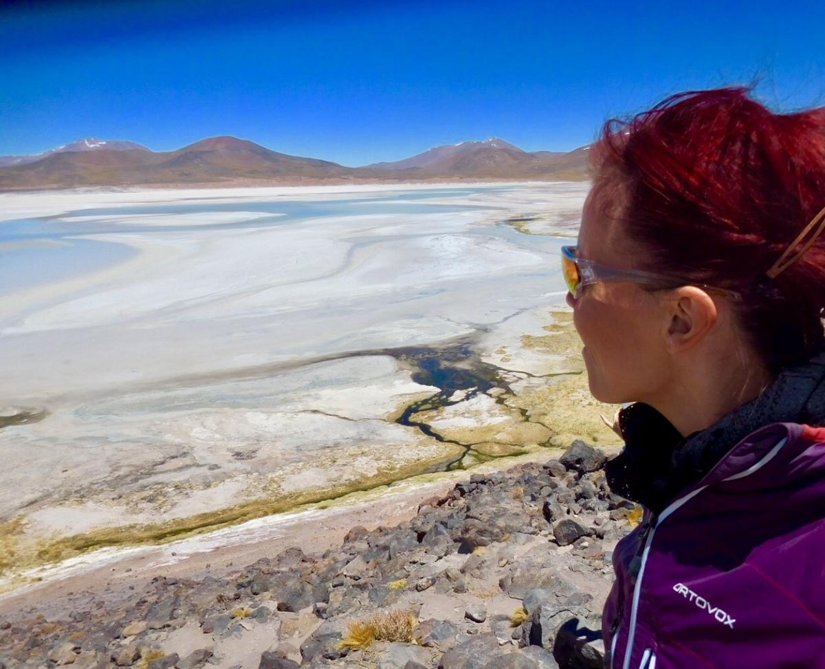 Atacama-Trekking: dünne Luft, fette Panoramen