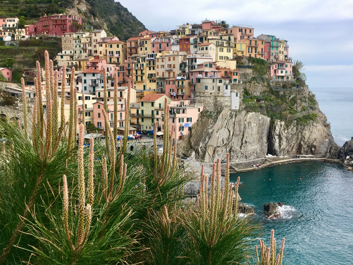 Cinque Terre: Eine Kulisse wie bei Malen nach Zahlen